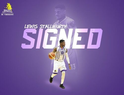 Lewis Stallworth moves to Romania and tabs with BC Timisoara