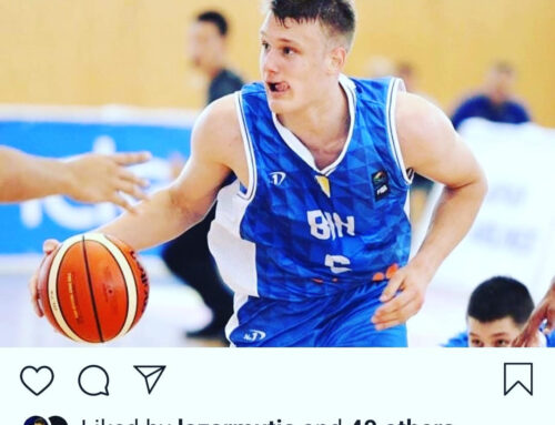 LAZAR MUTIC SIGNS A 1+1 DEAL WITH ACB SIDE BAXI MANRESA