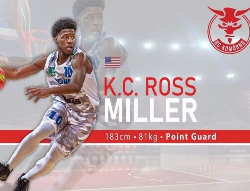 Done deal: KC Ross Miller joins BC Komarno for the 2021/22